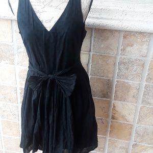 EUC J. CREW BLACK DRESS